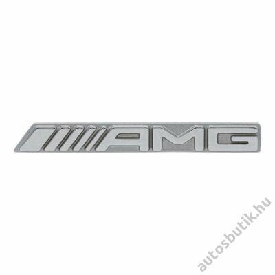 Mercedes AMG kitűző