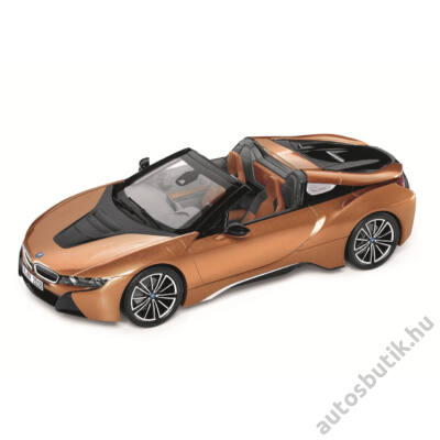 BMW i8 modellautó