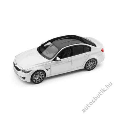 BMW M3 1:18 MODELLAUTÓ