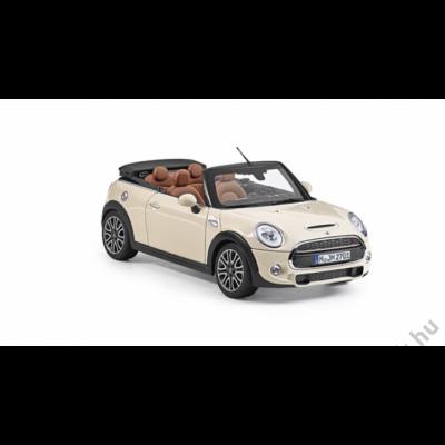 Mini Cooper Cabrio modellautó