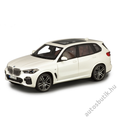 BMW MODELLAUTÓ, BMW X5 (G05).1:18