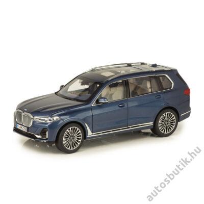 BMW X7 modellautó
