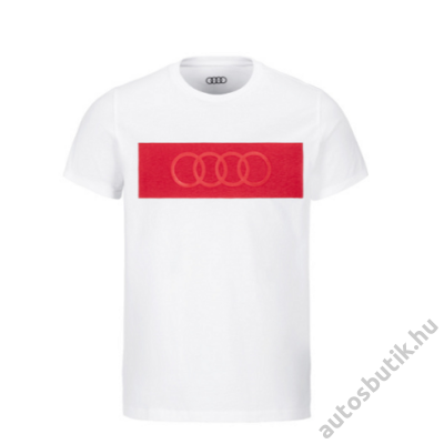 Audi férfi póló