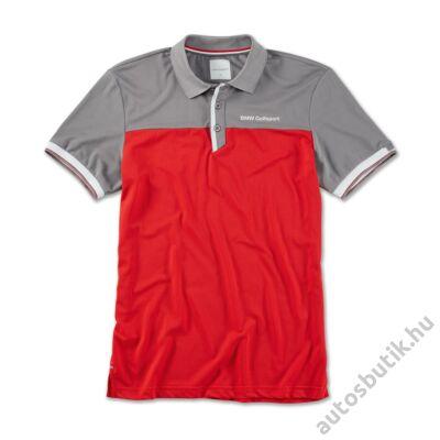 BMW Golfsport férfi póló