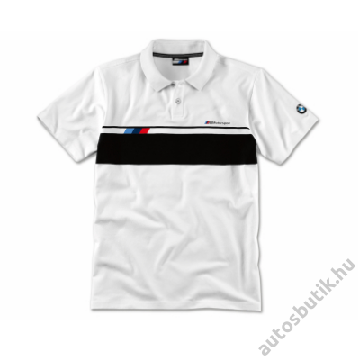 BMW M férfi póló