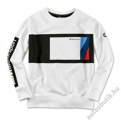 BMW férfi pulóver